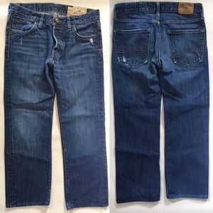 Classic Button Fly Huntington Hollister Jeans